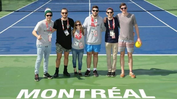 The Genie Army visited Uniprix Stadium leading up to the Rogers Cup to check out their tennis hero Eugenie Bouchard's home turf.