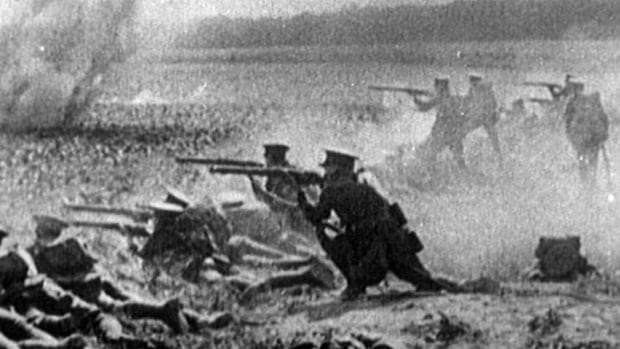 Canada entered the First World War in 1914 mere weeks after Britain declared war on Germany.