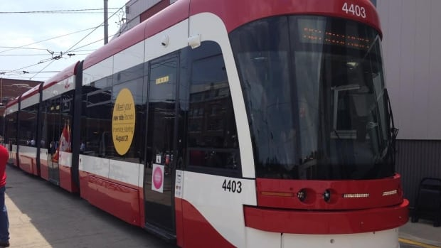 The TTC says its streetcars are on time 78 per cent of the time, despite a report by Swiftly that claims otherwise.
