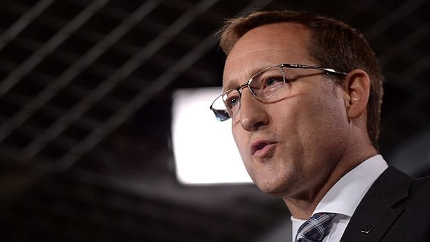 Justice Minister Peter MacKay won't attend annual legal conference