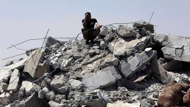 Israel and Hamas trade blame for Mideast ceasefire failure