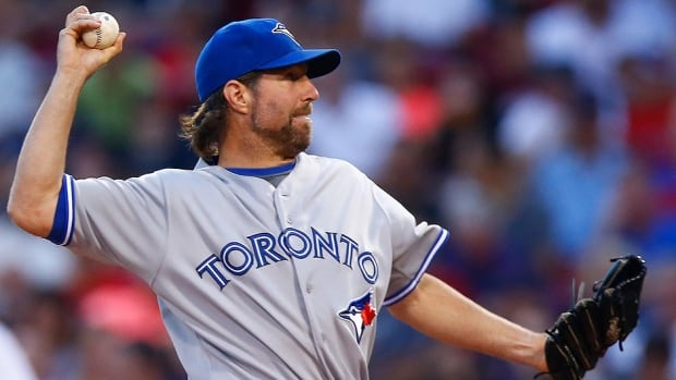 R.A. Dickey is hoping the Blue Jays can provide the run support they have of late against Houston on Saturday night rather than the one run Toronto scored for the knuckleballer in a loss to the Astros in April. He has a 4.45 ERA in eight starts against Houston.