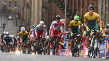 Commonwealth Games Cycling