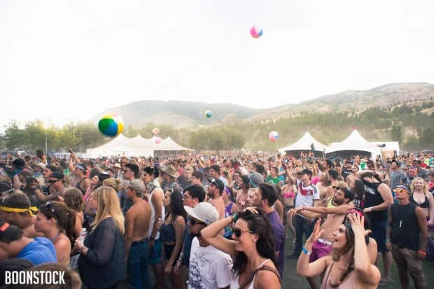 Boonstock Music Festival - Aug. 1