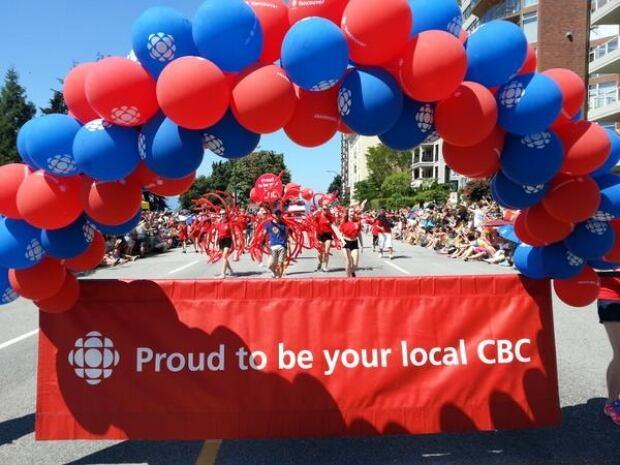 #CBCVanPride crew