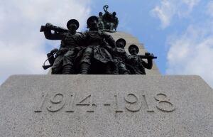 First World War Centennial 20140730