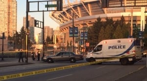Vancouver possible hit and run