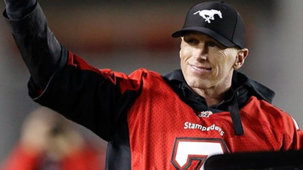 One-time Stampeders all-star quarterback Jeff Garcia is returning to the CFL as a member of the Alouettes coaching staff. The team has yet to reveal his role with the club.