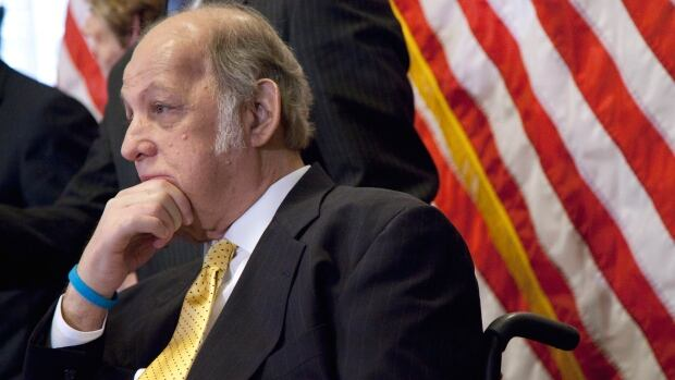 James Brady was left paralyzed after being shot in the 1981 attempt to kill then-U.S. president Ronald Reagan.