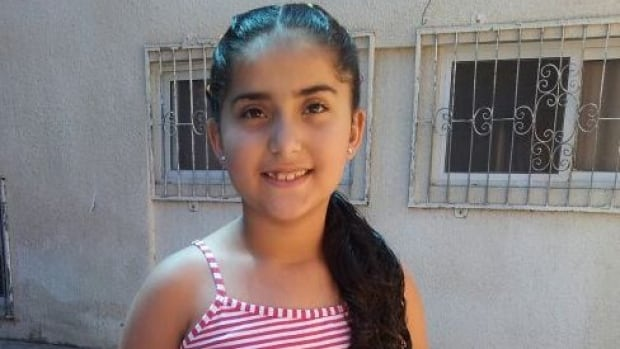 A Brantford woman wants the Canadian government to help escort her 8-year-old daughter, Salma Abuzaiter, to safety from Gaza.