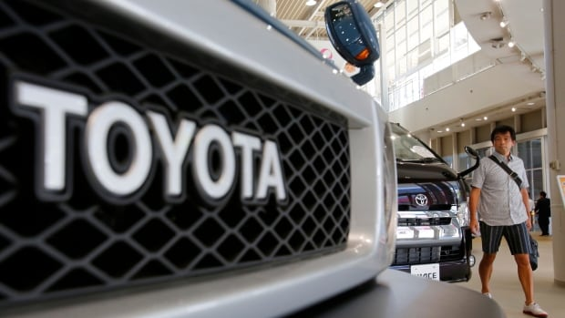 Toyota profit jumps 5 on strong north american sales for Toyota motor company usa