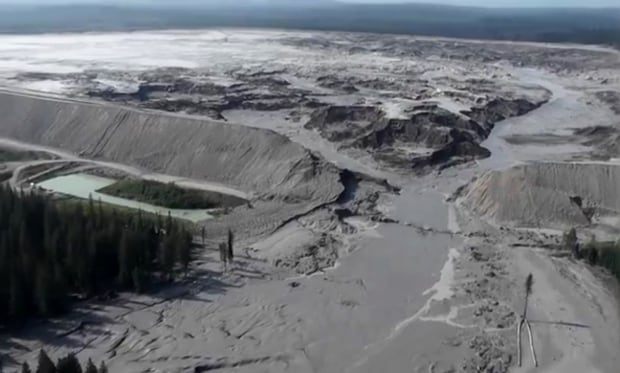 Mount Polley Mine Tailings Pond Breach Followed Years Of Government Warnings British Columbia