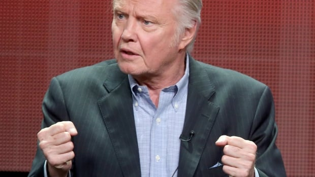 Actor Jon Voight accused Penelope Cruz and Javier Bardem of 'inciting anti-Semitism all over the world.'