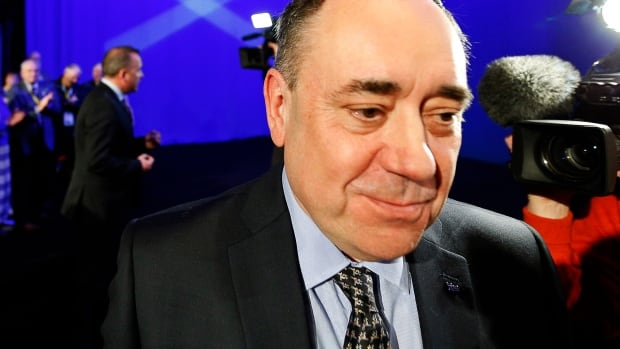 Scotland's First Minister, Alex Salmond, has led the charge for Scotland's bid for independence from Great Britain.