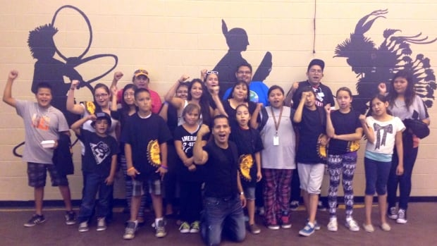 The annual Run As One youth conference on the Siksika First Nation wraps up on Wednesday.