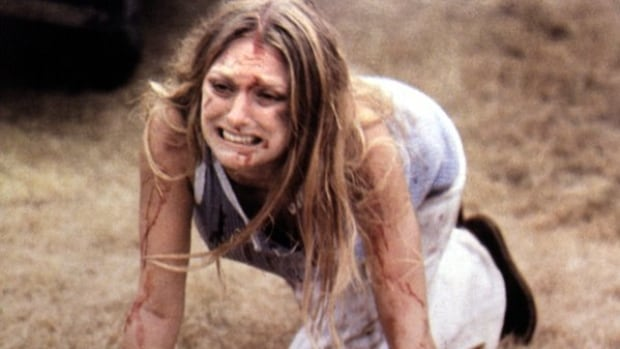 Marilyn Burns made her big-screen debut as Sally Hardesty in the 1974 slasher film Texas Chainsaw Massacre.