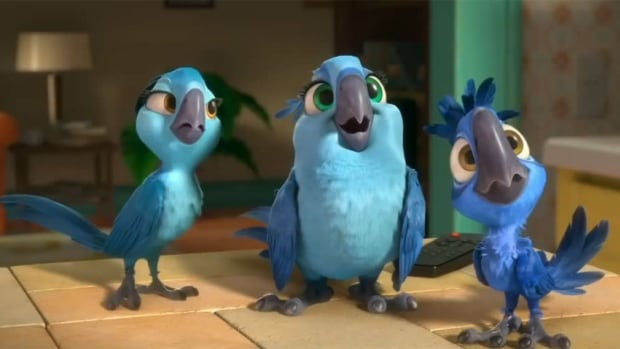 Rio 2 pulled in families but Maleficent was too scarey. Cineplex CEO Ellis Jacob says there were too few family movies in the 2nd quarter.