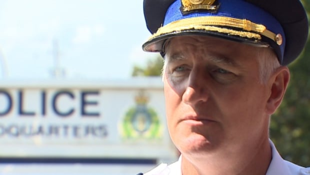 Deputy Chief Bill Moore of the Halifax Regional Police says the force is looking for public input on its future.