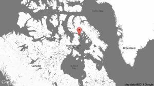 Igloolik Map