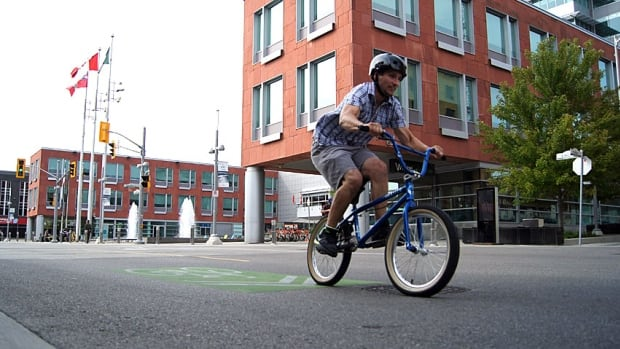 Kitchener, Waterloo and Cambridge have received money from the province to improve local cycling infrastructure.