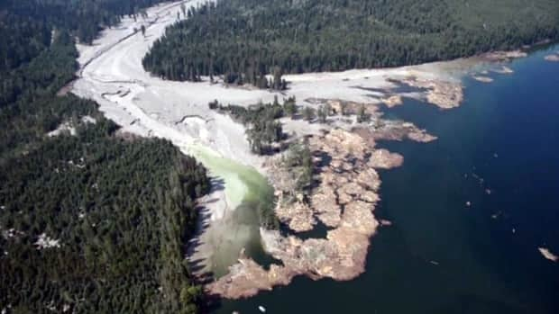 Impact of B.C.'s tailings pond spill