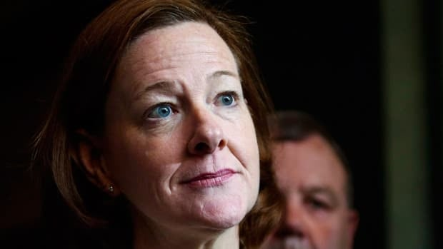 Alberta premier calls for RCMP probe into Alison Redford flights