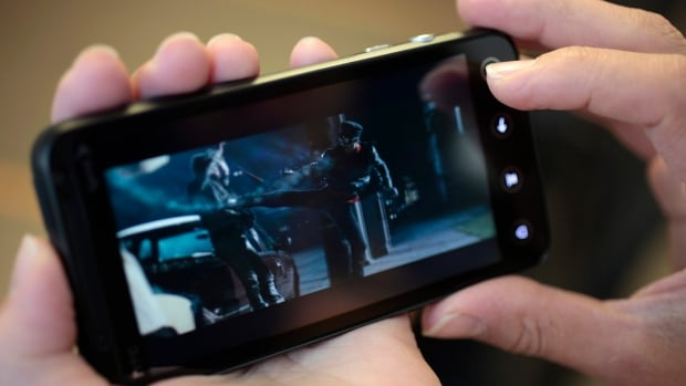 Rogers says the company has seen 700 per cent growth in the amount of video being streamed over its wireless network using mobile devices over the past two years.