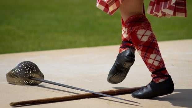 You can see highland dancing at this year's Fergus Scottish Festival.