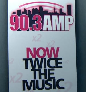 AMP Calgary radio station