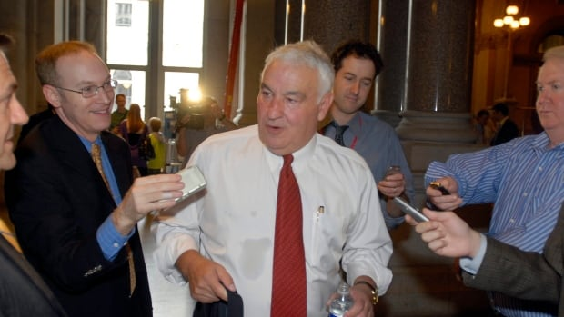 Tom Golisano, centre, pictured in 2009, has entered the race to buy the NFL's Buffalo Bills, according to a report.