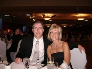 Lorrie and Gord Steeves