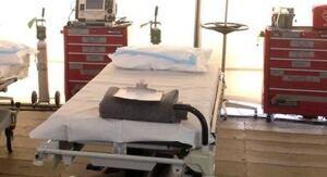 Squamish medical tents