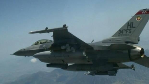 U.S. airstrikes launched in Iraq