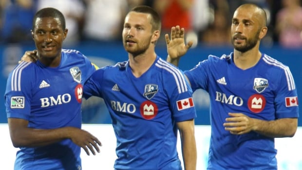 Montreal striker Jack McInerney (99), is hoping to make an impact against his former club, the Philadelphia Union, on Saturday.
