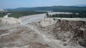 Mount Polley tailings pond failure