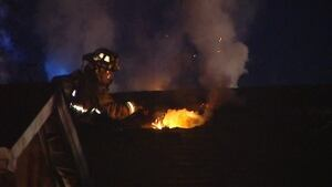 Malhotra Court fire
