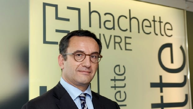 Arnaud Nourry is the CEO of Hachette.