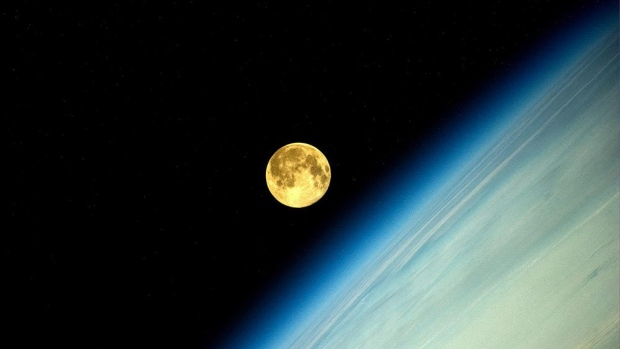 In space, no one cares about your political stripes, says Bob McDonald.