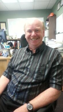 Brian McMillan with Greater Sudbury Utilities