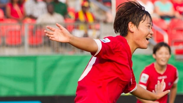 Striker Ri Un Sim Ri is the player to watch when Canada faces North Korea at the Women's U20 World Cup in Montreal on Tuesday. Ri scored twice against Ghana and helped set up both goals against Finland.