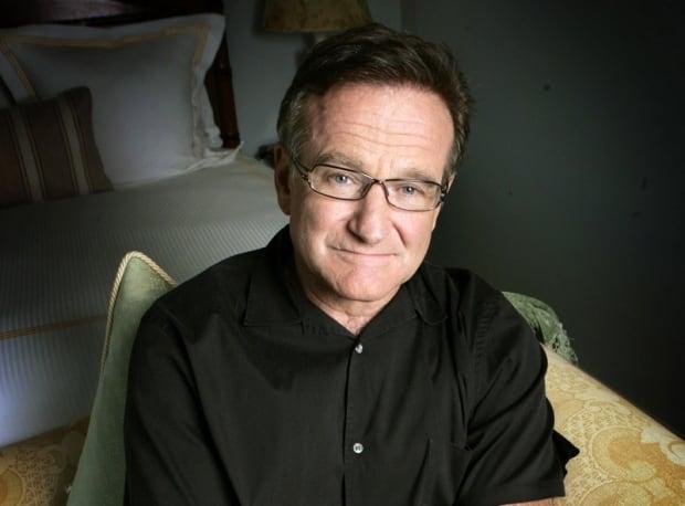 APTOPIX Obit Robin Williams