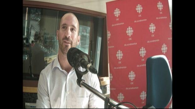 Urban engineer Matt Brassard visited the Edmonton AM studio Tuesday to talk about his ideas for transit development.