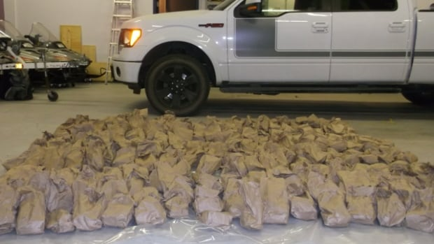 Undercover officers seized 322 packages of moose and elk meat, worth an estimated $6,500 on the black market, from the operation.