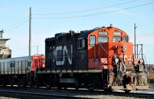 CN Rail - generic engine
