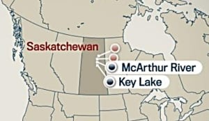 McArthur River and Key Lake