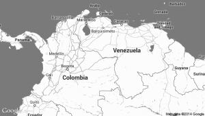 Colombia-Venezuela