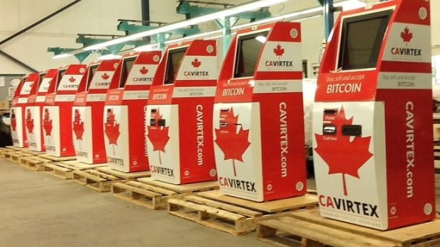 Six new bitcoin exchange machines will appear across the Greater Toronto Area starting Wednesday.