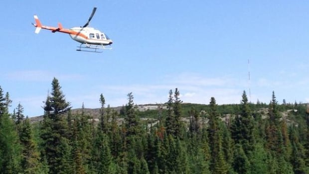 RCMP have performed aerial searches for Jake Basto who went missing last Saturday.