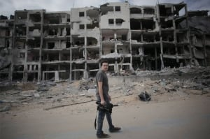 AP journalis Simone Camilli dead after Gaza explosion