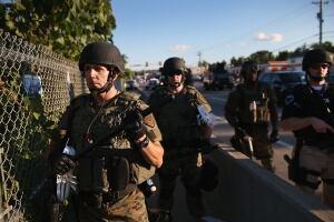 Missouri police militarization